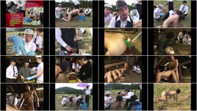 ゲイミルク牧場 -DVD-