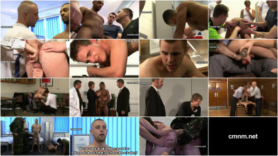 Gay BDSM Big Best Collection Clips 50 in 1 , CMNM. Part 3.