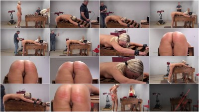 Single Tail Ass Whipping — Miela Video 01
