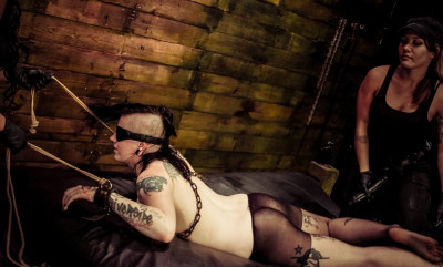 Mena and Lexy in bdsm action