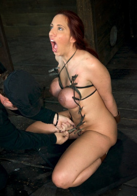 Kelly Devine Extreme Throat Fucking, Massive Squirting Screaming Bondage Orgasms