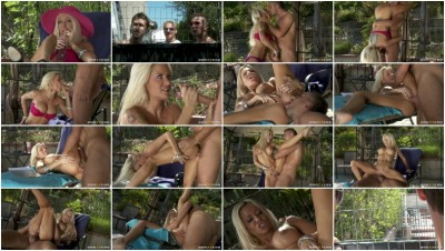 Not A Chance In Hellfire Milf Outdoor Creampie