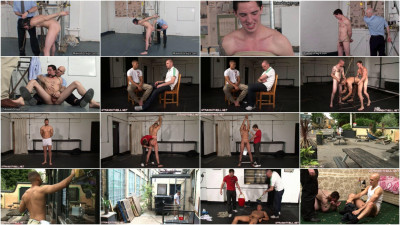 "Super Collection - ""Gay BDSM Straight Hell 2010"". - 46 Best Clips. Part 2."