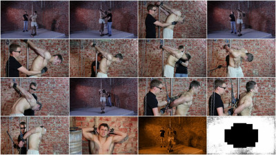Gay BDSM The Training of Slave Zhenya - Final Part