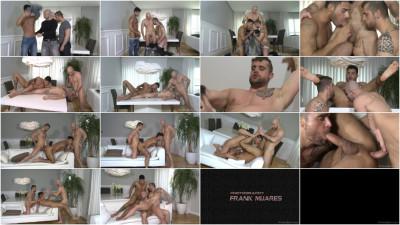 Skins: 3Some - Isaac Eliad, Jared, Marek Borek.