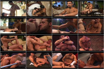 Hairy Boyz vol.6 - vid, men, muscle, tiny, bear