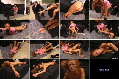 Bondage Clips Slave Anna - PainVixens