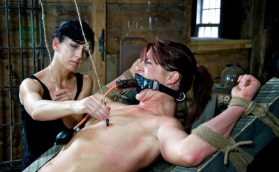 bdsm Trial by Pain And Fire Part 2