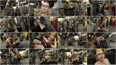 Blacks On Blondes – Christie Stevens 1