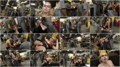 Blacks On Blondes – Christie Stevens
