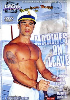 Marines on Leave aka Marinheiros de Primeira Viagem Cover Front