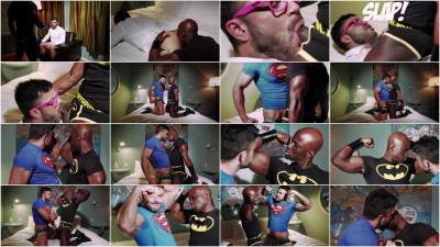 Jay Black and Rogan Richards - Batman Does Superman