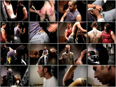 Gay BDSM Boss TK Vol1 - Love Taps
