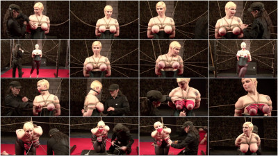 Super bondage and torture boobs for Slavegirl