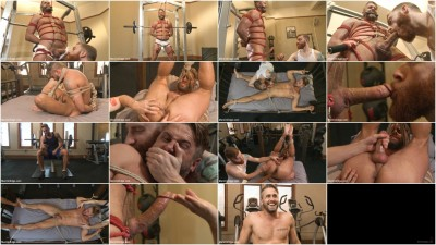 Horny Gym Stud's Wet Dream