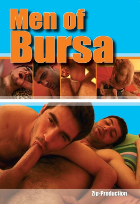 Men of Bursa Cover Front
