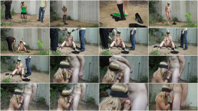 Extreme Bondage - Domination & Rough Sex with Cute Girl