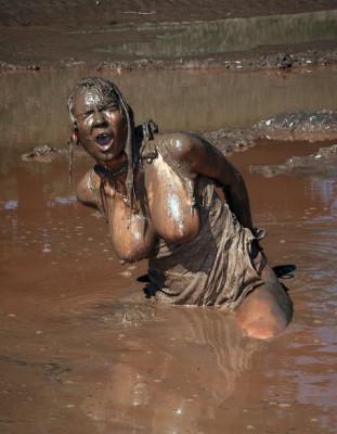 Sexy Mud Slut