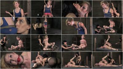 HT - Dec 11, 2013 - Bound and Beaten - Maia Davis, Elise Graves - HD