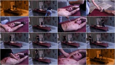 Gay BDSM RusCapturedBoys – Captured worker - Part II