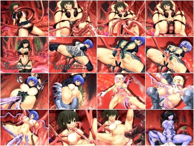 Girls Academy Genie Vibros 4 - The Right Hand of Impregnating Devil