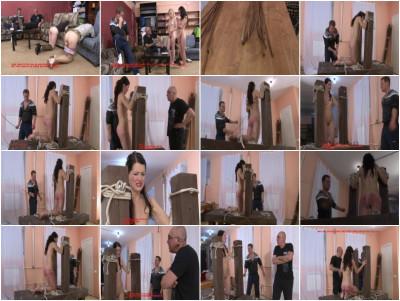 Punishment Of Street Girls # 1 - Russian-Discipline
