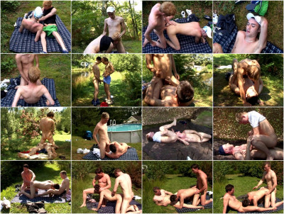 Bareback Sluts Get Slammed vol.3 UK Teens Outdoors