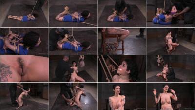 Pouty Pain Slut Arabelle Raphael — BDSM, Humiliation, Torture