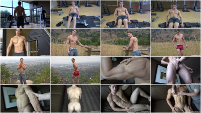 Pumping Muscle — Daniel D Photo Shoot 2 720p