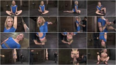 RealTimeBondage Sarah Jane Ceylon  Bondage Ballerina