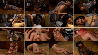 Cruel Punishment White Female Prisoner