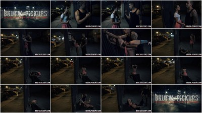 Brutalpickups - Jan 07, 2016 - Valerie White Brutal Pick-Ups Purse Snatched