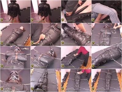 bdsm Lady Serena Leatherized