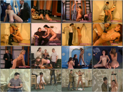 Vip Only Best Collection Of SlavesInLove. 30 Clips. Part 1.