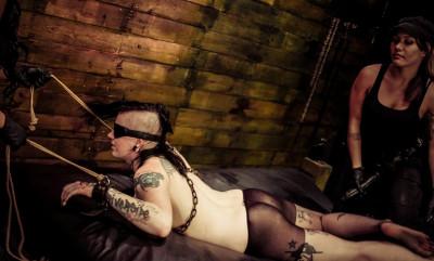 Big girl in BDSM