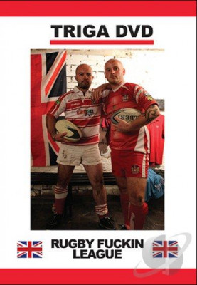 Rugby Fucking League Cover Front