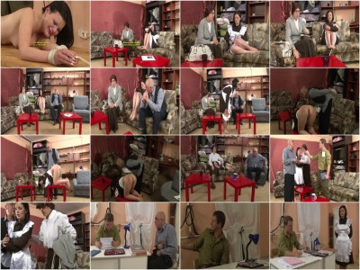 bdsm Russian Slaves Part 91