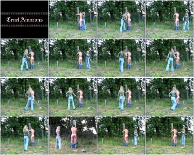 Extreme Outdoor Punishment - Cruel Amazons