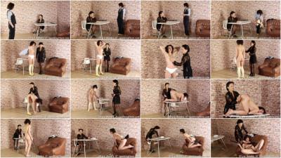 23 y.o. Xandra self spanking