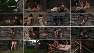 Hard Torture For Amazing Sluts
