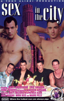 Sex in the City (MSR) Cover Front