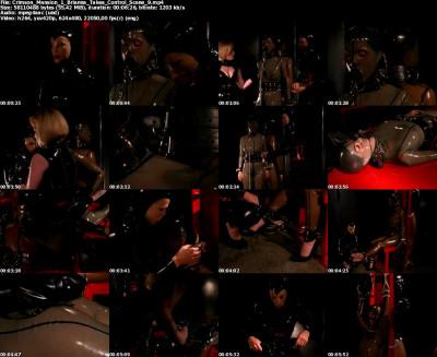 Jean Bardot, Anastasia Pierce, Marina Montague, Victoria Channing, Sasha Monet, Barbi Corvette - Crimson Mansion 1: Brianna Takes Control (2003)