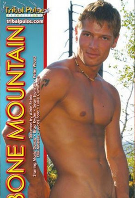 Bone Mountain Front Cover