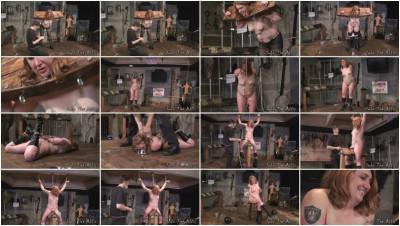 Hogtie on the floor. Magik (2009)
