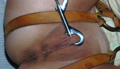 Slave From Hell In BDSM.
