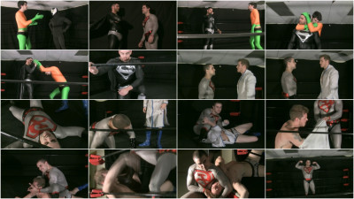 Muscle Domination Wrestling – S08E09 – Super Men Season 2 Episode 3