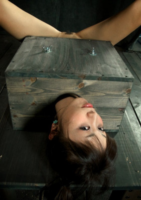 Cute Little Japanese Girl In Hot Bdsm
