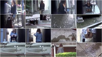 Piss Japan TV Outdoor Pissers 16