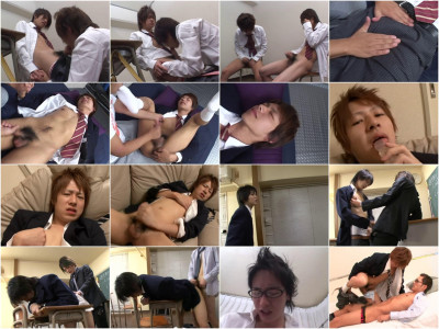 School Days Vol.4 - Asian Gay, Hardcore, Blowjob (posing, group sex, pissing, solo)