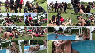 Private Pool Party 3